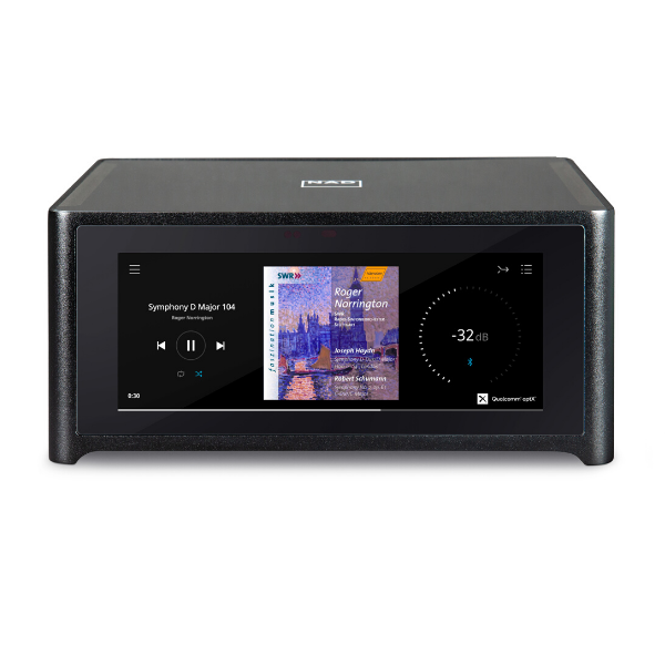 NAD M10 streaming amp Colombia Audiófilo Store