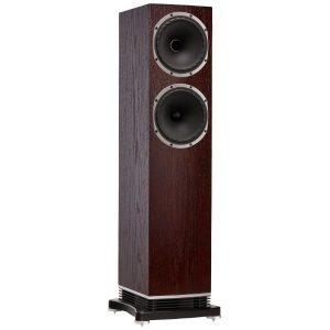 Fyne Audio F502 Dark oak parlante tipo Columna