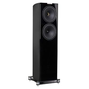 Fyne Audio F702 Piano gloss black Audiófilo Store