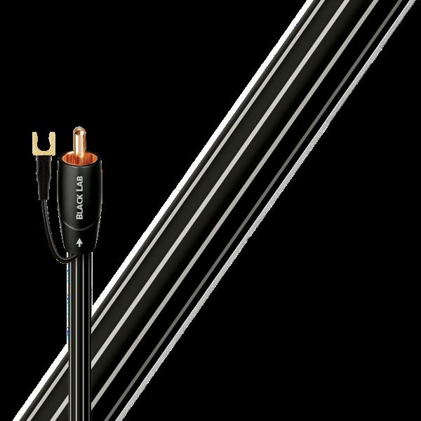 Cable de Subwoofer Black Lab RCA Audioquest - Audiófilo Store
