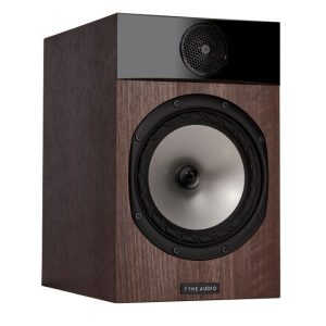 Fyne Audio F301 Walnut bookshelf