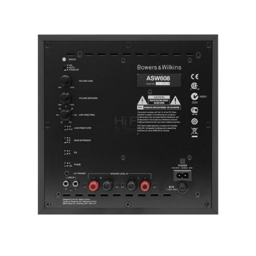 ASW608 Subwoofer Audiófilo Store Colombia