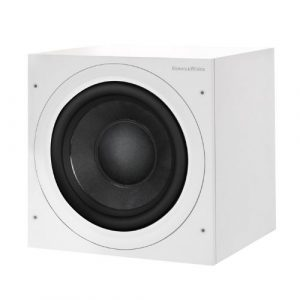 ASW610 Bowers & Wilkins Subwoofer Audiófilo Store white