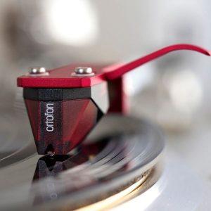 Ortofon 2M Red capsula o aguja para tornamesa Audiofilo Store